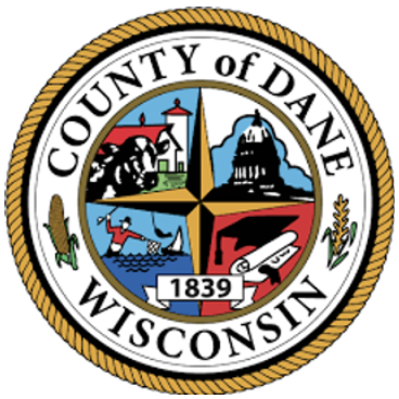 County of Dane WI Seal